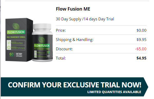 Flow Fusion me price