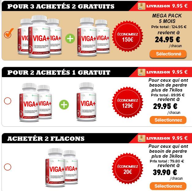 Viga Plus France Prix