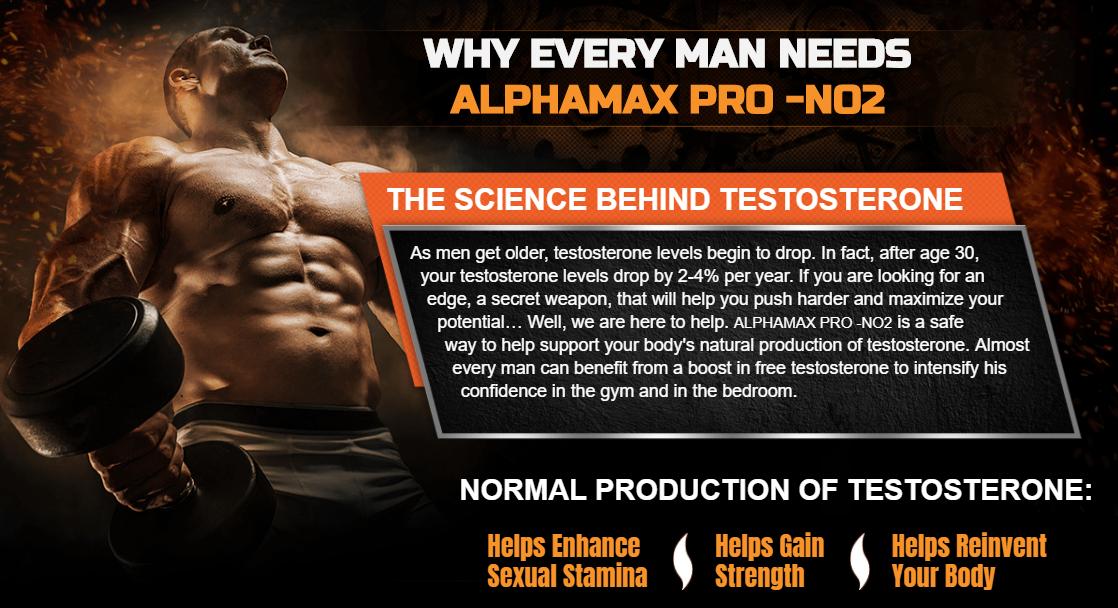 AlphaMax Pro -NO2