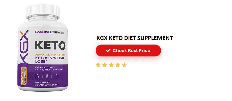 KGX Keto
