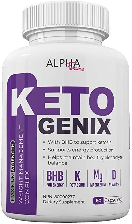 Alpha Femme Keto Genix UK