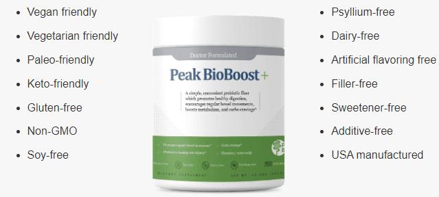 Peak BioBoost UK