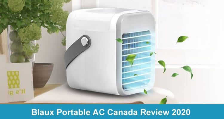 Blaux Portable AC Canada