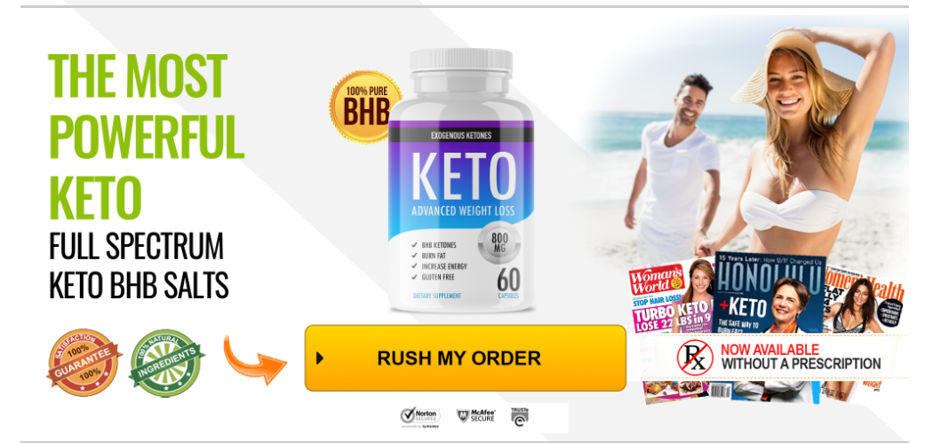 Keto Advanced Weight Loss CA