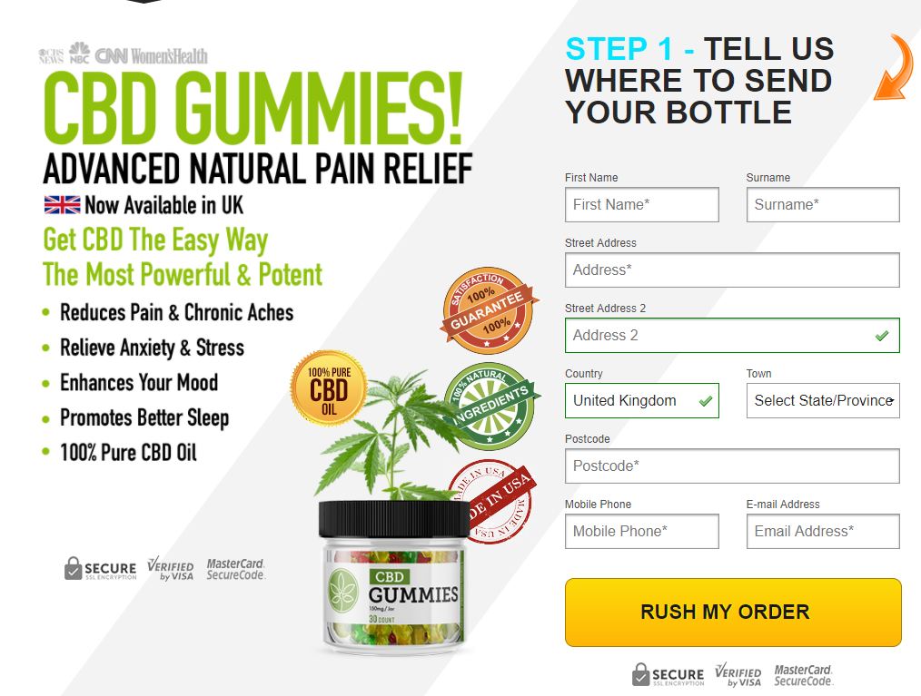 CBD Gummies UK