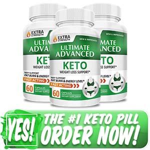 Ultimate Advanced Keto 1